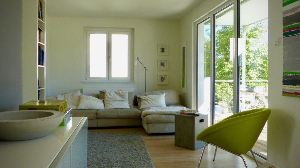 Umbau und Aufstockung eines Einfamilienhauses in Herrenberg