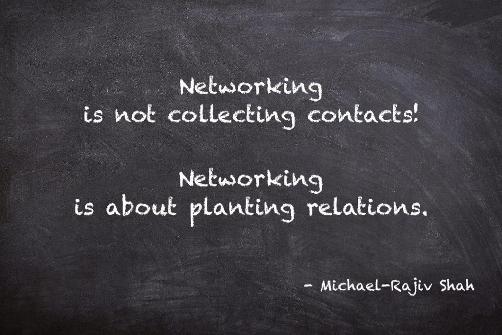 Über Uns Networking