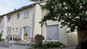 Umbau und Erweiterung einer Doppelhaushälfte in Herrenberg